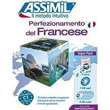 Perfezionamento del francese. Con 4 CD Audio. Con CD Audio formato MP3