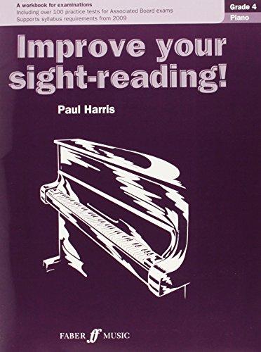 Piano: Grade 4 (Improve Your Sight-reading!)