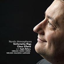 Nordic Atmospheres - Sibelius, Vasks, Grieg etc.