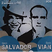 Henri Salvador & Boris Vian (Coffret 2 CD)