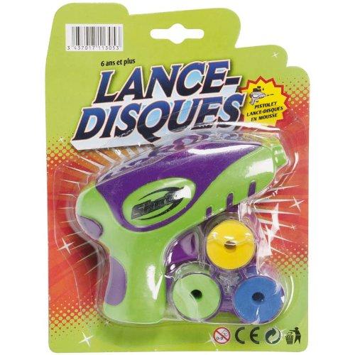 WDK Partner - A1100051 - giocattolo Prima Era - Gun Lance Records