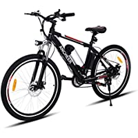 Amazon.es: bicicleta eléctrica plegable - Ciclismo: Deportes y ...