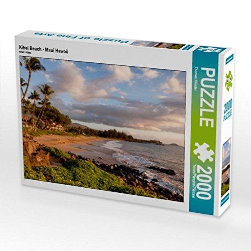 Preisvergleich Produktbild Kihei Beach - Maui Hawaii 2000 Teile Puzzle quer (CALVENDO Orte)