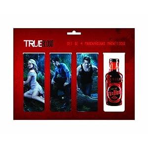SD toys - True Blood T, Set A Punto de Libro magnético (SDTHBO27399)