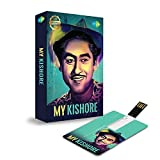 #8: Music Card: My Kishore (320 Kbps MP3 Audio)