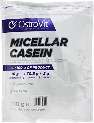 OstroVit MICELLAR CASEIN Chocolate, 1er Pack (1 x 700 g)