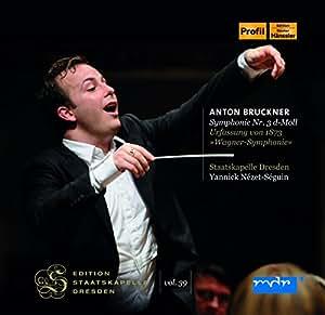 Bruckner:Symphony 3 [Staatskapelle Dresden, Yannick Nezet-Seguin] [Profil: PH12011]