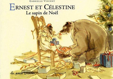 Ernest et Célestine : Le sapin de Noël