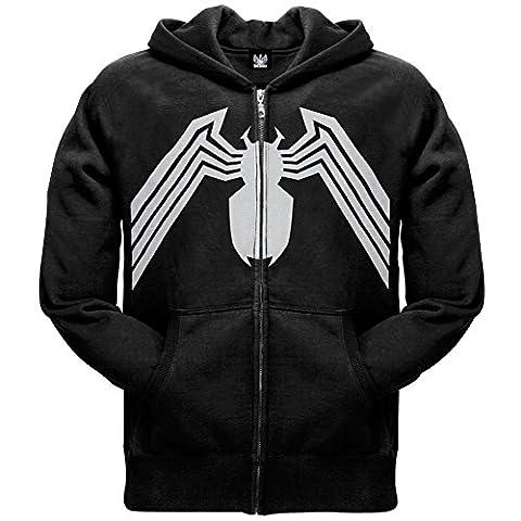 Spider-Man - Venom Zip Hoodie - Medium (Spiderman Kostüme Designs)