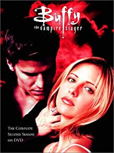 Buffy the Vampire Slayer - The Complete Second Season - Coffret 6 DVD [Import USA Zone 1]