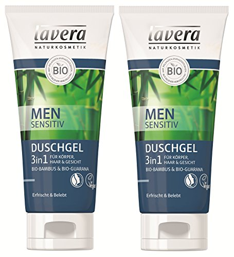lavera Duschgel 3in1 Men Sensitiv im Test
