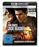 Jack Reacher: Kein Weg zurück  (4K Ultra HD) (+ Blu-ray) [Edizione: Germania]