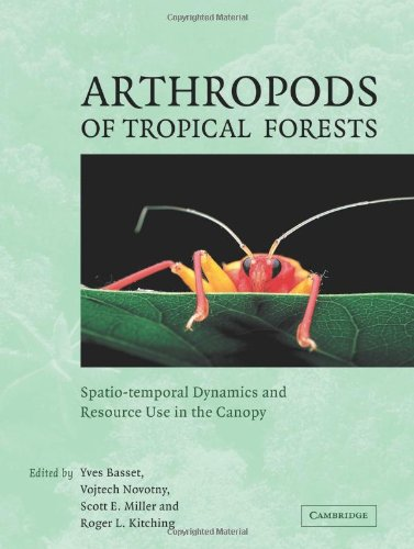 arthropods-of-tropical-forests-spatio-temporal-dynamics-and-resource-use-in-the-canopy