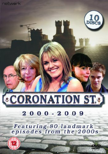 Coronation St. (2000 - 2009) - 10-DVD Box Set ( Coronation Street: The Noughties Box Set ) [ NON-USA FORMAT, PAL, Reg.2 Import - United Kingdom ] by William Roache -