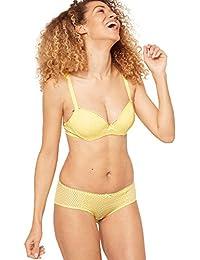 Darjeeling - Boxer Izzy - Femme - jaune