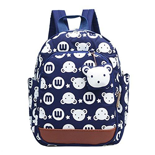 Starjerny Mädchen Jungen Kindergartenrucksack Babyrucksack Kindergartentasche Vorschulrucksack Kinder Mini Rucksack Backpack Schule Tasche für 2-4 Jahre 6 Farben