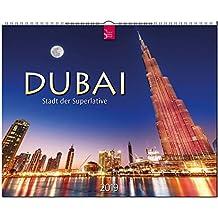 DUBAI - Stadt der Superlative: Original Stürtz-Kalender 2019 - Großformat-Kalender 60 x 48 cm