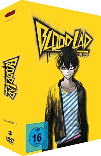 Blood Lad Komplett-Set DVD Edition (Volume 1 - 3 im Schuber)