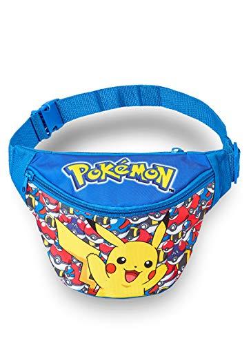 10 Kostüm Beliebtesten - Pokémon Hüfttasche | Pikachu-Tasche Für Jungen | Kinder Gürteltasche, Leichte Hüfttasche | Geldbeutel Für Outdoor, Sport, Schule | Geschenk Für Kinder 3 4 5 6 7 8 9 10 + Jahre