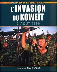L'invation du Koweït : 2 août 1990
