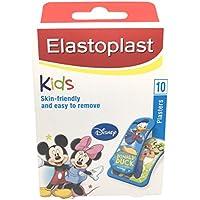 Elastoplast Pflaster für Kinder Disney Zeichen, Mickey, Goofy, Pluto, Minnie und Donald Duck. 10Pflaster. preisvergleich bei billige-tabletten.eu