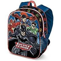 067ae0ee45 Justice League Bounce-3D Rucksack (Klein) Zainetto per bambini, Blu
