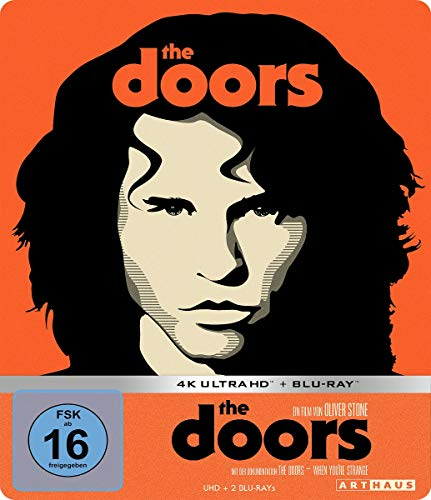 The Doors - The Final Cut / Limited Steelbook Edition / 4K Ultra HD (+ 2 Bonus Blu-rays)