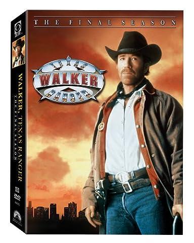 Walker Texas Ranger: Final Season [Import USA Zone 1]