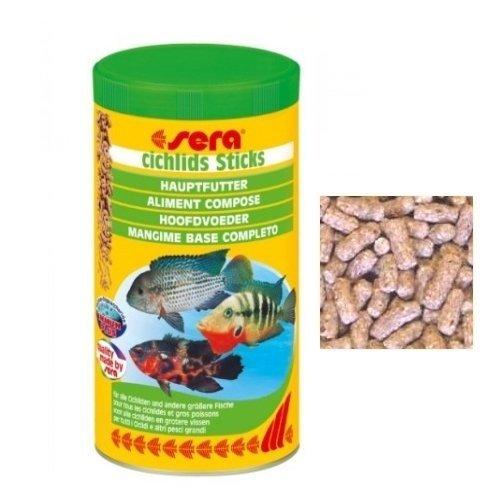 Abend Cichlids Sticks-Futtermittel pelletiert Werden für Das Füttern von Grundlage von Zahnkarpfen von Media und große Größe -