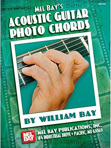 Acoustic Guitar Photo Chords. Partitions pour Guitare