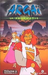 Argaï, La Prophétie - Vol.2 (4 épisodes) [VHS]