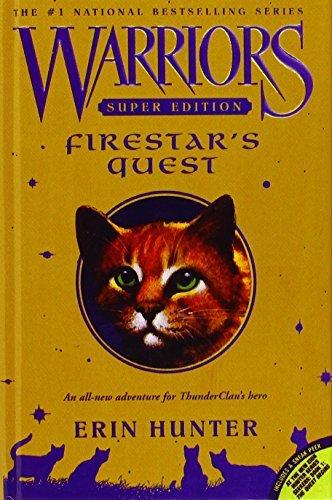 Firestar's Quest (Warriors Super Edition) by Erin Hunter (2008-08-11)