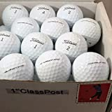 Superb Quality Pearl/A (nearly new) Golf Lake Balls - 24 Titleist Pro V1 Latest 2017 Model