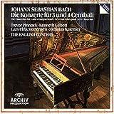 Bach: Konzerte für 3 und 4 Cembali