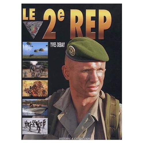 Le 2ème Régiment de Légionnaires Parachutistes
