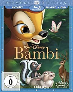 Bambi - Diamond Edition  (+ DVD) [Blu-ray]