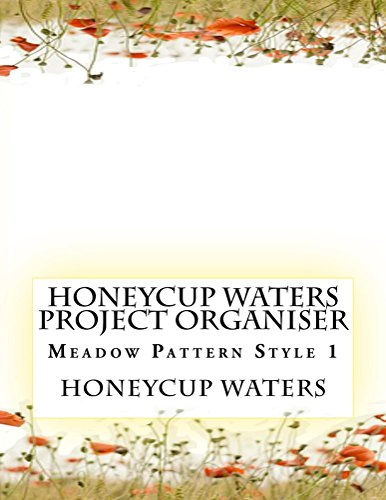 Honeycup Waters Project Organiser (Meadow Book 3) (English Edition)