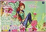 Interdruk Bltkwinx Multicolore Technique de Dessin A410Winx, Multicolore