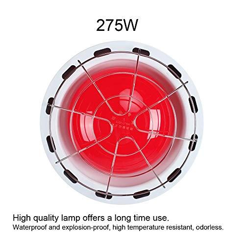 275W Infrarot-Wärmelampe zur Schmerzlinderung für die Körpermuskulatur Bild 2*