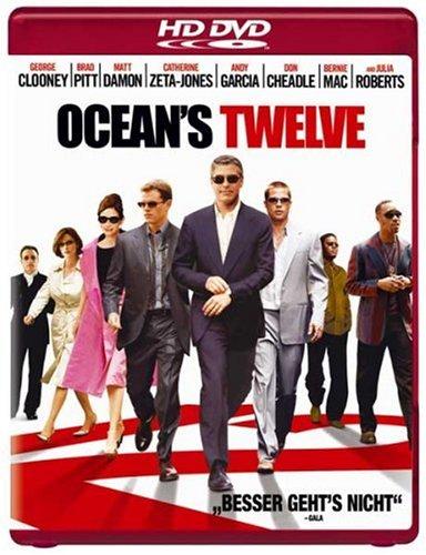 Warner Home Video - DVD Ocean's Twelve [HD DVD]