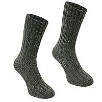 Karrimor Wool Sk 2Pk Sn40[Mens 7-11,Forest]