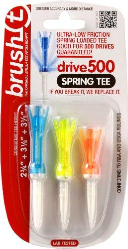 Brush-T Tee Spring Tee Combo Pack, Sortiert -