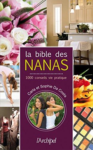 Livre gratuits La bible des nanas (Guide) pdf