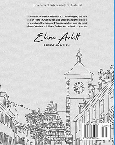 Kleiner Vogel: Adult coloring Band 1: Volume 1