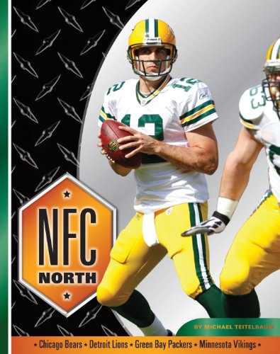 NFC North (Divisions of Football) (English Edition)