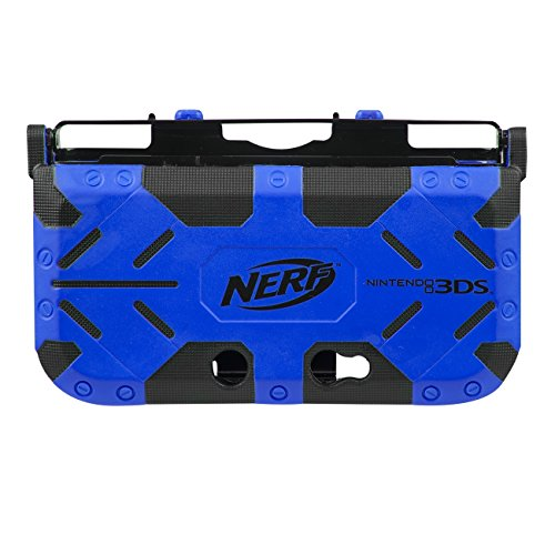 Price comparison product image PDP Nerf Armor for New 3DS XL - Blue