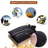 GENERAL ARMOR Beheizte Jacke, Winter Warm, USB Aufgeladen für Outdoor Camping Wandern Jagd Unisex - 6