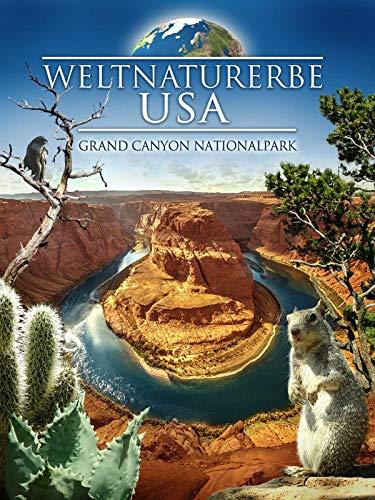 Weltnaturerbe USA - Grand Canyon Nationalpark