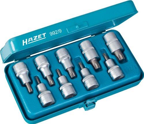 Preisvergleich Produktbild Hazet 992/9 Torx Schraubendreher Einsatz