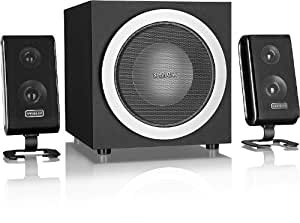 Speed Link SL-8262-SBK Forza 2.1 Subwoofer System Enceintes PC / Stations MP3